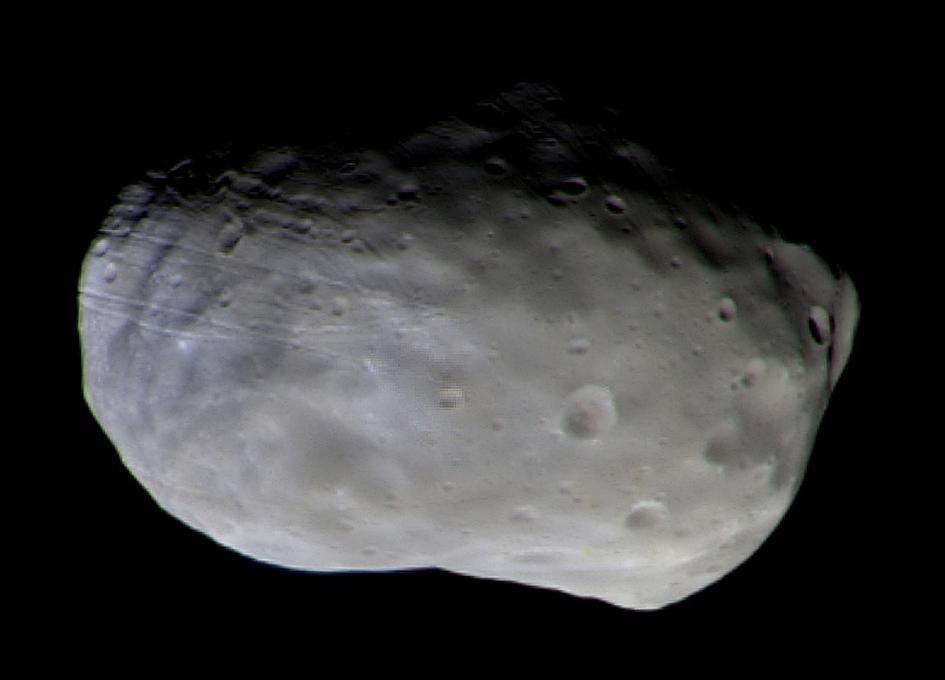 ExoMars Trace Gas Orbiter Image of Phobos