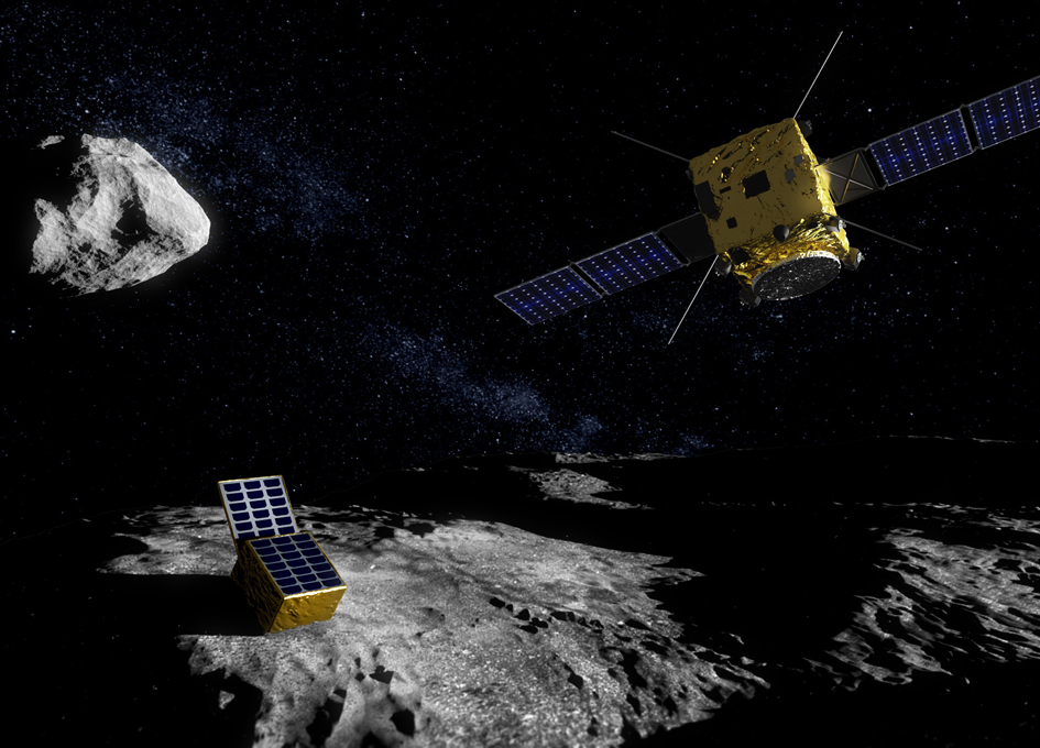 ESA's Asteroid Micro-Lander
