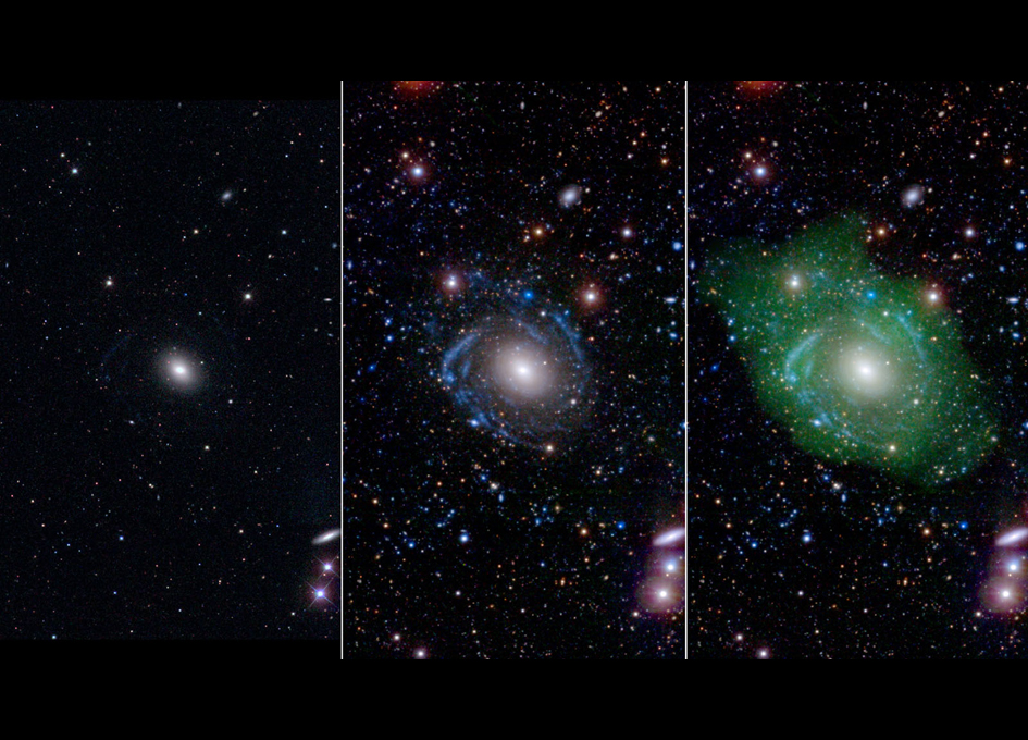 UGC 1382: A Galaxy Formed From Other Galaxies - SpaceRef