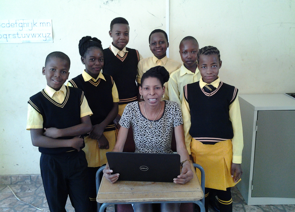 Satcoms is Changing Lives in South African Rural Schools