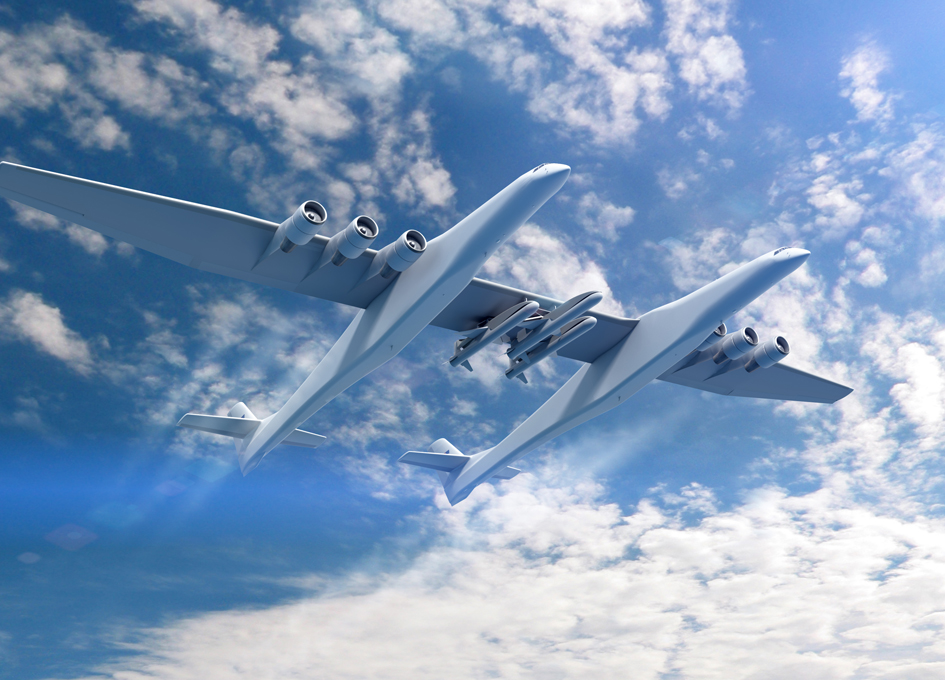 Orbital ATK and Stratolaunch Systems Announce Partnership