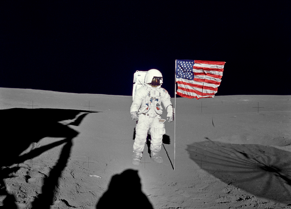 Astronaut Mitchell Dies Exactly 45 Years After His Moon Walk