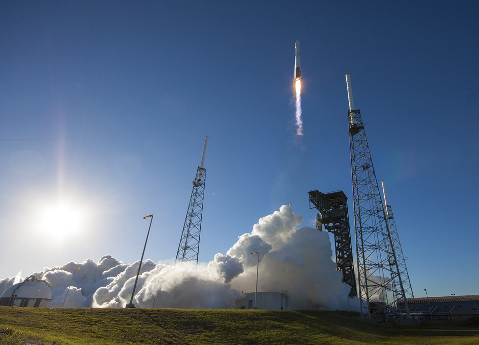 ULA Launches GPS IIF-12 For USAF
