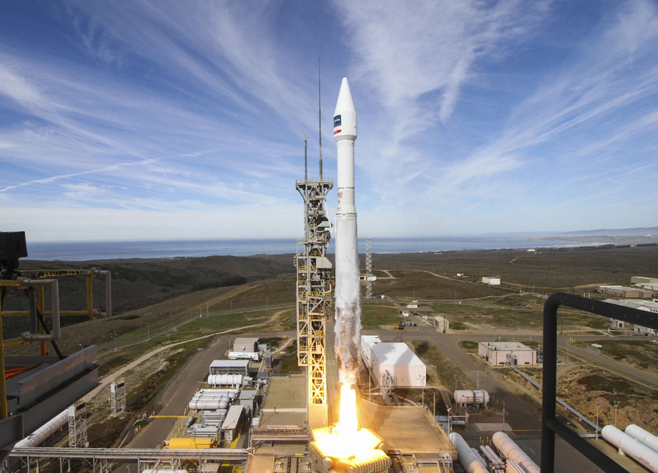 United Launch Alliance Successfully Launches WorldView-4 for DigitalGlobe