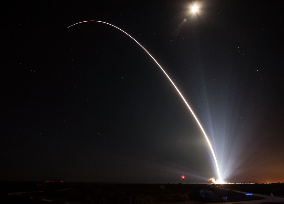 ULA Launches WGS-8 Mission for the U.S. Air Force