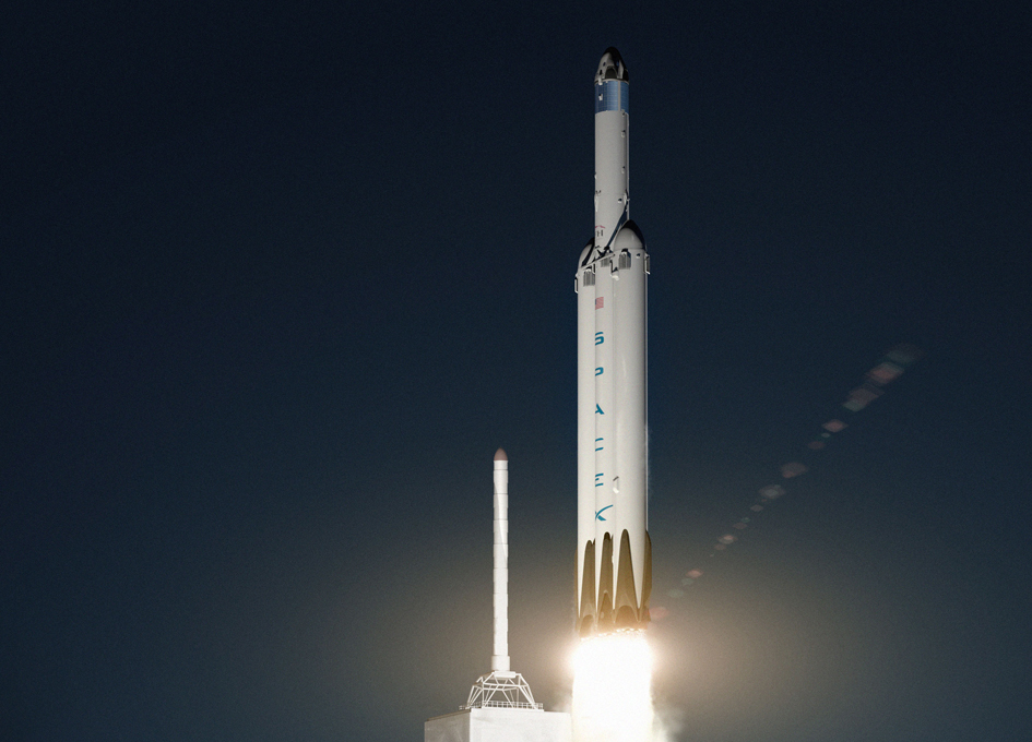 SpaceX plans unmanned flight to Mars as soon as 2018
