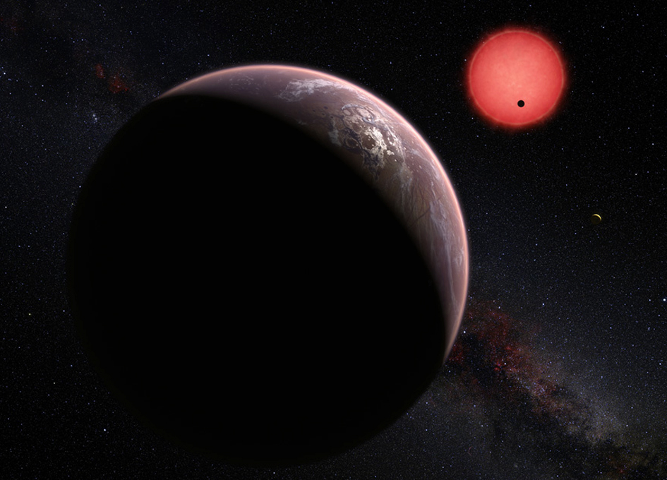 Potentially Habitable Planets Just 40 Light-Years Away