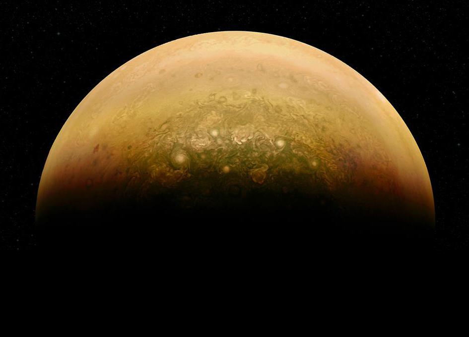 Jupiter As Viewed by A Citizen Scientist