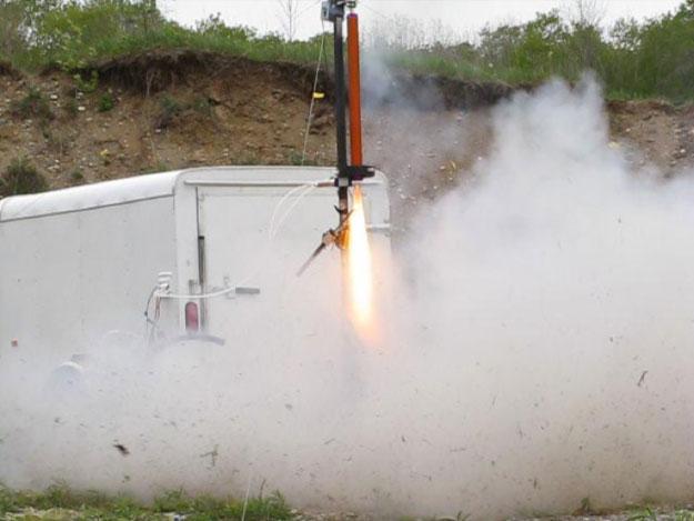 LR5 Engine Developed by Adam Trumpour.