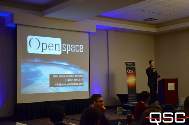 Discussing the Significance of a Canadian Launch Program, Queen's Space Conference 2016.
