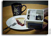 NASA's Raspberry Pi-based Pi-Sat Cubesat