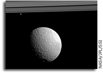 Tethys and Janus