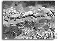 Titan's Tallest Mountains