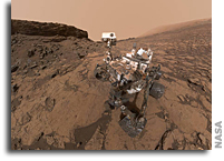 Curiosity Begins Next Chapter on Mars