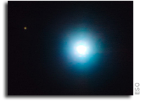 VLT Obtains Image of Exoplanet Orbiting CVSO 30