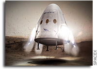 What Would a Dragon Mission to Mars Cost?