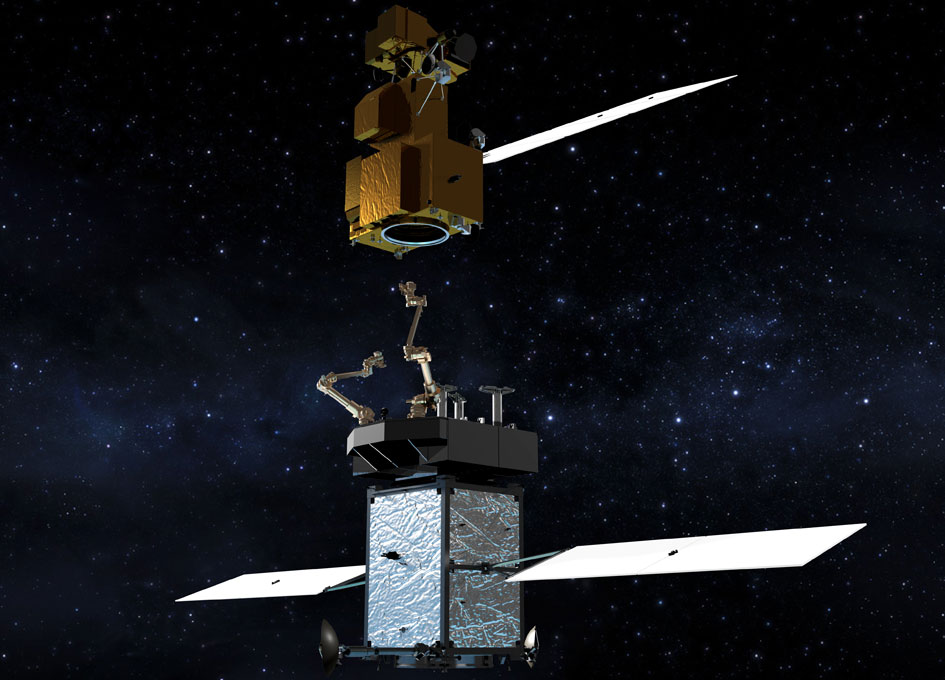 NASA building robotic spacecraft to refuel, fix satellites in orbit