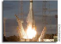 Sentinel-1B Radar Satellite Launched