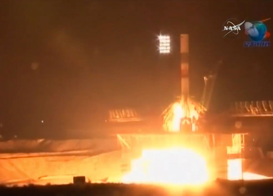 International Space Station supply mission from Russian Federation vanishes