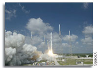 SpaceX Successfully Launches EUTELSAT 117 West B and ABS-2A Satellites