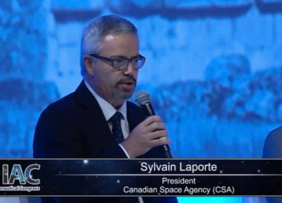 Innovation, Collaboration, Workforce Change Highlight Laporte's First Head of Agencies Panel at the 67th International Astronautical Congress