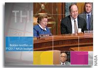 This Week at NASA: Budget Talk, Ceres, STEM and more
