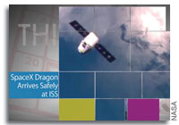 This Week at NASA: SpaceX Dragon Arrives Safely at ISS and More