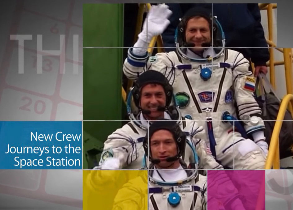 This Week at NASA: New ISS Crew, Juno Update and More
