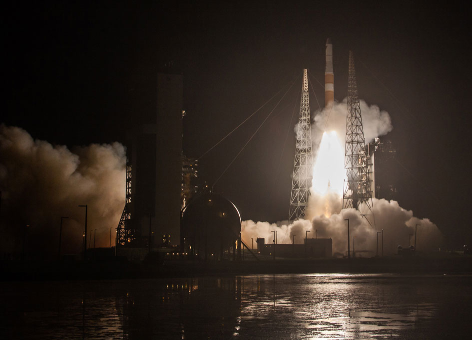 United Launch Alliance Successfully Launches AFSPC-6 Mission for the U.S. Air Force