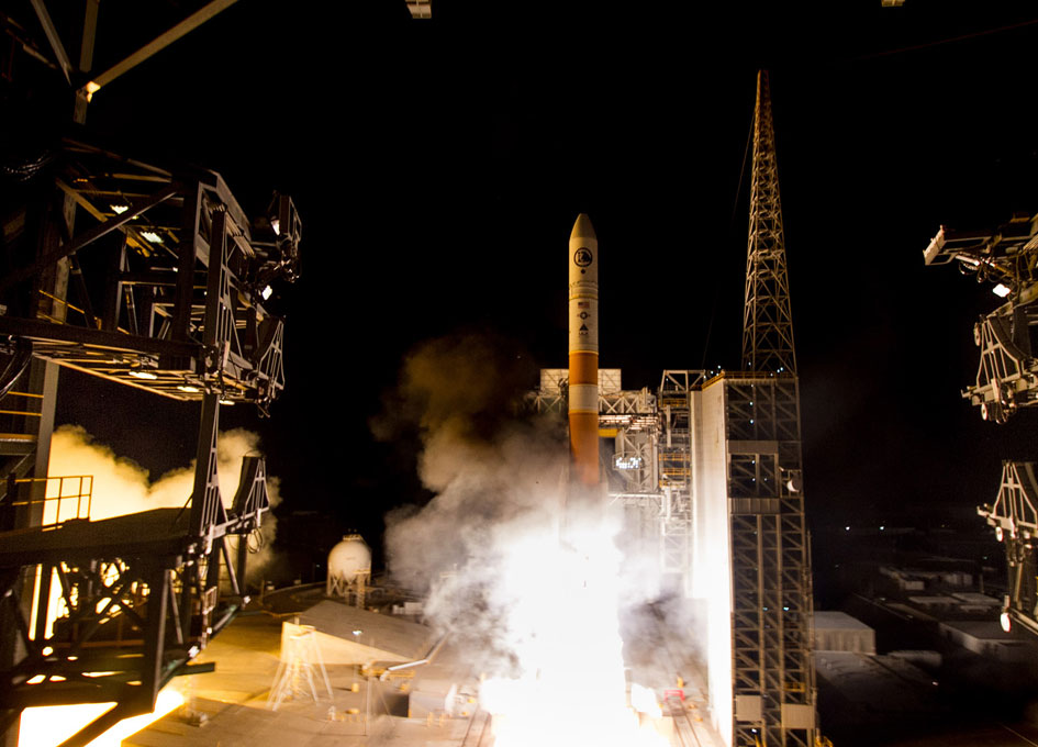 United Launch Alliance Successfully Launches Payload for the National Reconnaissance Office