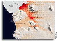 Understanding Melting Under Antarctic Glaciers