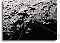 Lunar Reconnaissance Orbiter Finds New Evidence of Frost on Moon's Surface