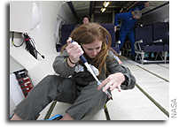 Pipetting and Cell Isolation in Microgravity