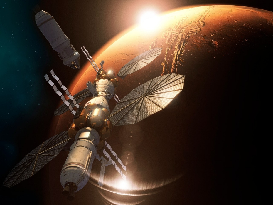Mars Base Camp: Lockheed Martin's Red Planet Plan in Pictures