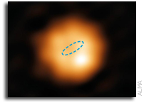 Red Giant Star Provides A Glimpse Of Our Sun's Future