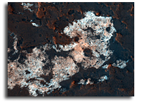 Martian Prospecting From Orbit