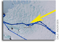 Astrobiologist Dale Andersen Antarctic Status Report 6 December 2017: Traverse to Novolazarevskaya Station