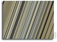 Highest Resolution Color Imagery - Ever - of Saturn's Rings
