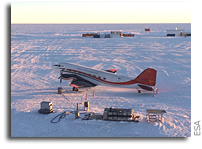 New ESA Crew and Research in Antarctica