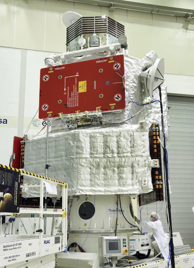 BepiColombo Satellite