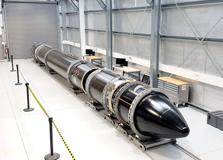 Rocket Lab Preparing for its First Launch as Electron Arrives at Launch Complex 1