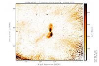 Telescopes Team Up to Study Galaxy Centaurus A