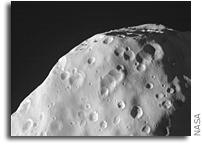 New View of Saturn's Moon Epimetheus