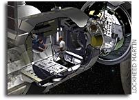 Lockheed Martin to Build Full-Scale Prototype of NASA Cislunar Habitat