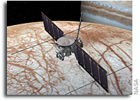 NASA's Europa Flyby Mission Moves into Design Phase