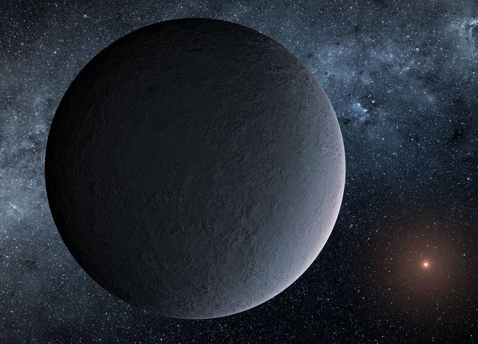 NASA: Iceball Planet Discovered Through Microlensing