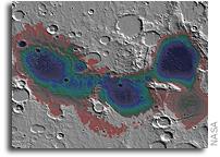 Evidence Of Ancient Sea-floor Hydrothermal Deposits On Mars