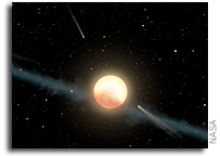 Mysterious Dimming of Tabby's Star May Be Caused by Dust