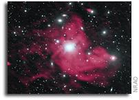 New Insight Into Perseus Cluster's Mini-Halo