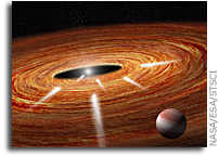 Hubble Detects Exocomets Taking the Plunge into a Young Star